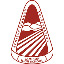 Jamison High School logo